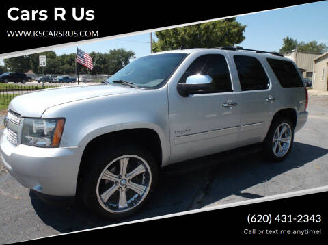 2010 Chevrolet Tahoe for sale at Cars R Us in Chanute KS