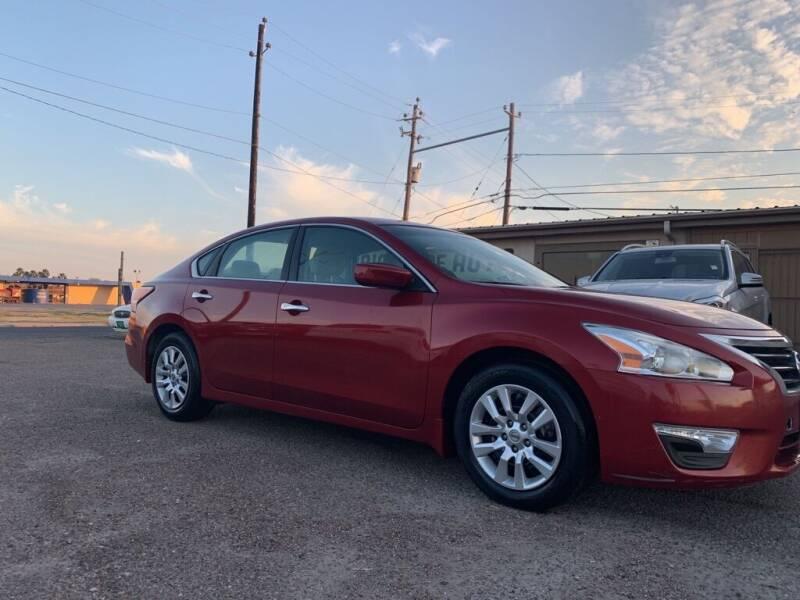 2015 Nissan Altima for sale at Primetime Auto in Corpus Christi TX