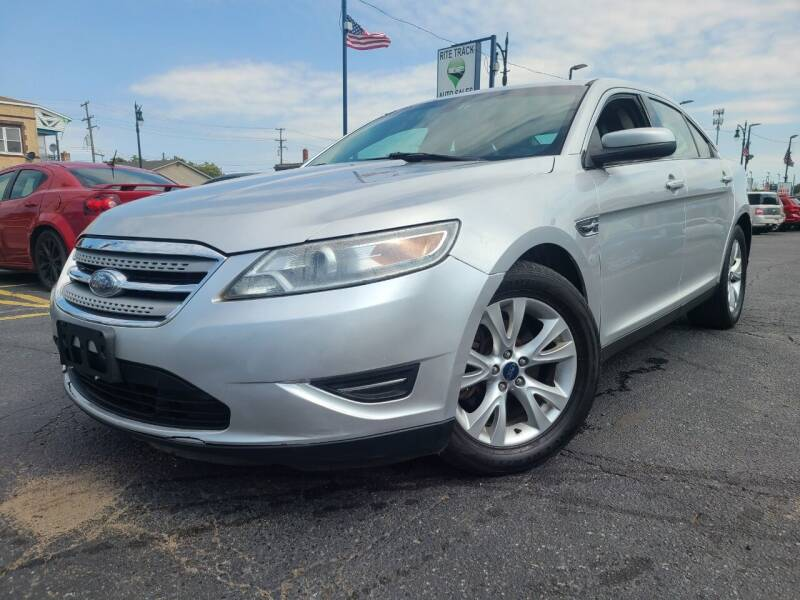 2010 Ford Taurus for sale at Rite Track Auto Sales in Detroit MI
