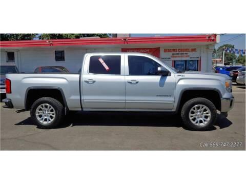 2014 GMC Sierra 1500 for sale at Dealers Choice Inc in Farmersville CA