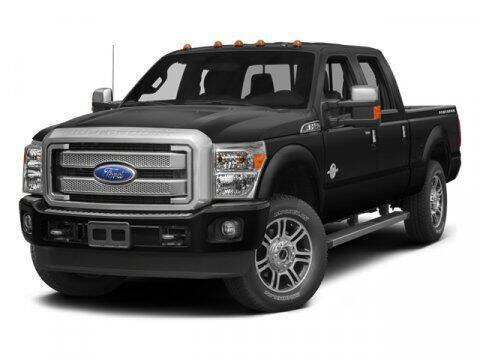 2013 Ford F-250 Super Duty for sale at BEAMAN TOYOTA GMC BUICK in Nashville TN