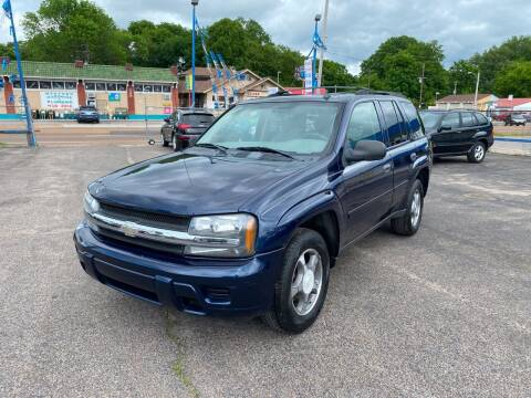 2007 Chevrolet TrailBlazer for sale at Memphis Auto Sales in Memphis TN