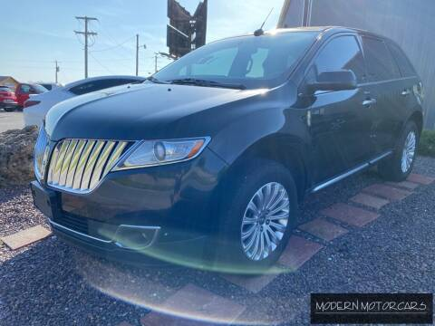 2013 Lincoln MKX for sale at Modern Motorcars in Nixa MO