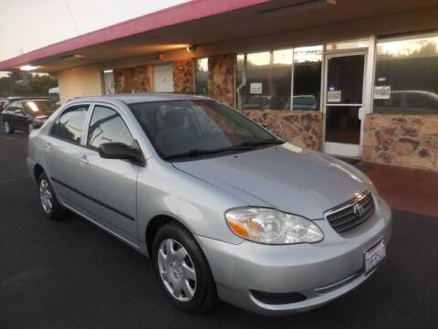 2008 Toyota Corolla for sale at Auto 4 Less in Fremont CA