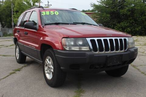 2003 Jeep Grand Cherokee for sale at Square Business Automotive in Milwaukee WI