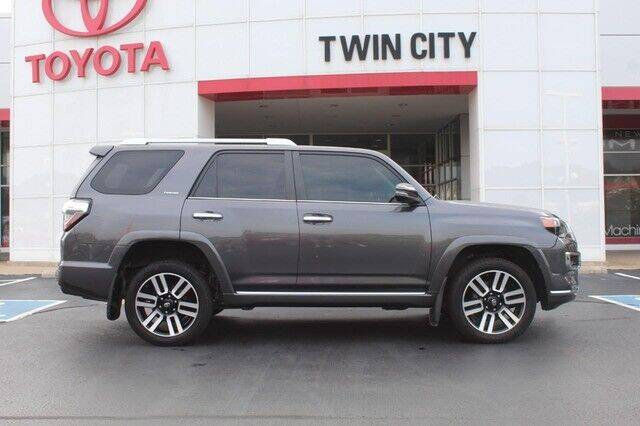 2015 Toyota 4Runner for sale at Twin City Toyota in Herculaneum MO
