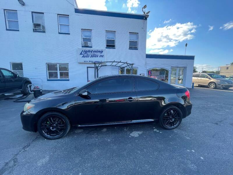 2007 Scion tC for sale at Lightning Auto Sales in Springfield IL