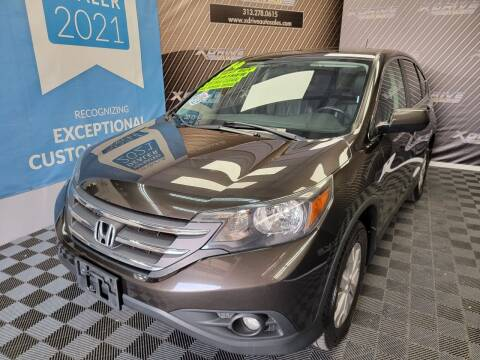 2014 Honda CR-V for sale at X Drive Auto Sales Inc. in Dearborn Heights MI