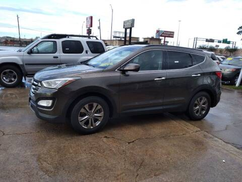 2014 Hyundai Santa Fe Sport for sale at Taylor Trading Co in Beaumont TX