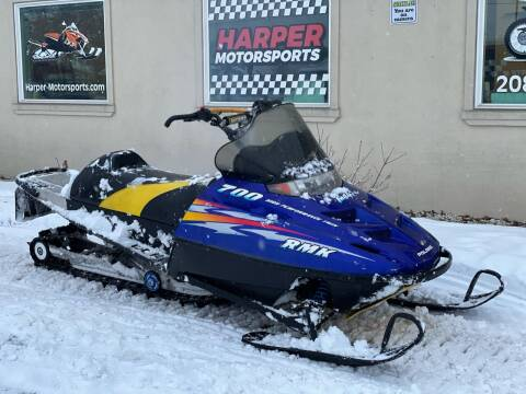1999 Polaris RMK 700  for sale at Harper Motorsports-Powersports in Post Falls ID