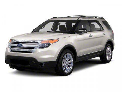 2013 Ford Explorer for sale at HILAND TOYOTA in Moline IL