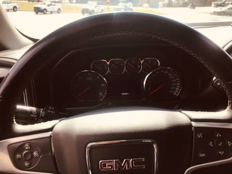 2014 GMC Sierra 1500 4x4 SLE 4dr Double Cab 6.5 ft. SB - Morristown TN