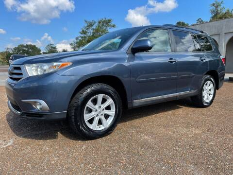 2013 Toyota Highlander for sale at DABBS MIDSOUTH INTERNET in Clarksville TN