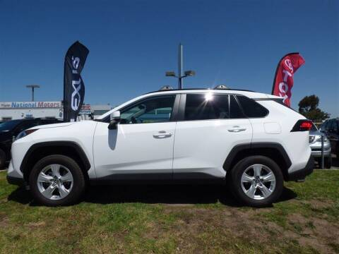 2019 Toyota RAV4 for sale at National Motors in San Diego CA