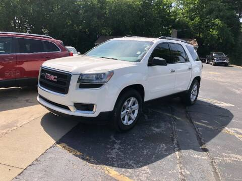 2014 GMC Acadia for sale at Butler's Automotive in Henderson KY