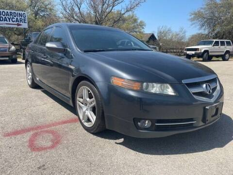 2007 Acura TL for sale at Hi-Tech Automotive West in Austin TX