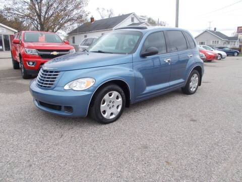 2007 Chrysler PT Cruiser for sale at Jenison Auto Sales in Jenison MI