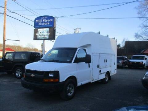 2011 Chevrolet Express Cutaway for sale at Mill Street Motors in Worcester MA
