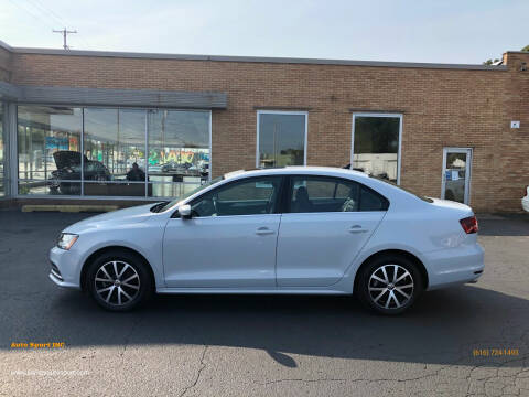 2017 Volkswagen Jetta for sale at Auto Sport INC in Grand Rapids MI