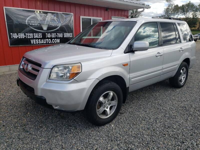 2008 Honda Pilot for sale at Vess Auto in Danville OH