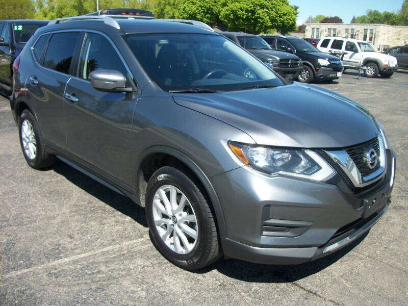 2017 Nissan Rogue for sale at USED CAR FACTORY in Janesville WI
