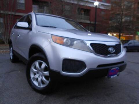 2012 Kia Sorento for sale at H & R Auto in Arlington VA
