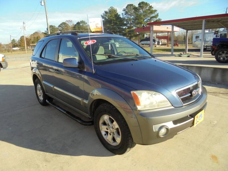 2006 Kia Sorento for sale at US PAWN AND LOAN in Austin AR