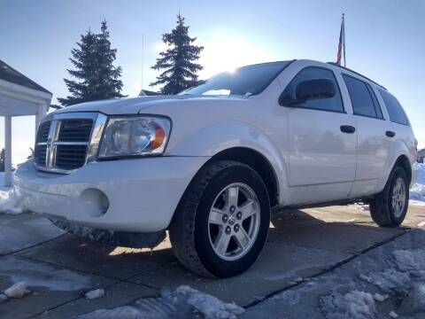 2008 Dodge Durango for sale at Heartbeat Used Cars & Trucks in Harrison Twp MI
