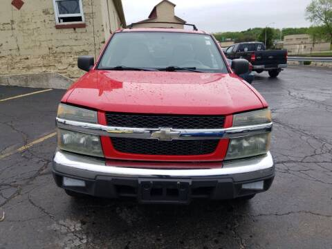 2005 Chevrolet Colorado for sale at Discovery Auto Sales in New Lenox IL