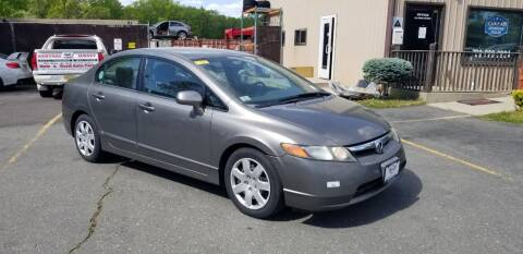 2007 Honda Civic for sale at Central Jersey Auto Trading in Jackson NJ