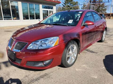 2010 Pontiac G6 for sale at Extreme Auto Sales LLC. in Wautoma WI