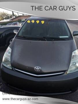 2007 Toyota Prius for sale at The Car Guys in Tucson AZ