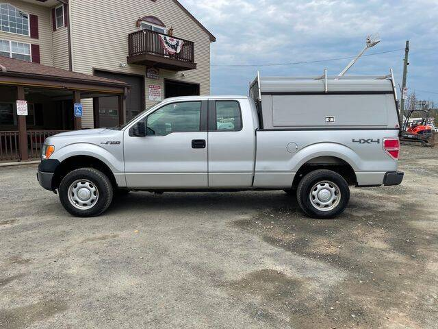 2013 Ford F-150 for sale at Upstate Auto Sales Inc. in Pittstown NY