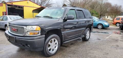 2003 GMC Yukon for sale at AUTO NETWORK LLC in Petersburg VA