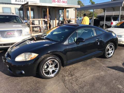2006 Mitsubishi Eclipse for sale at Texas 1 Auto Finance in Kemah TX