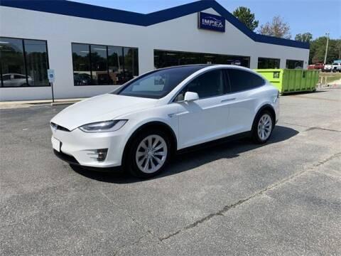 2016 Tesla Model X for sale at Impex Auto Sales in Greensboro NC