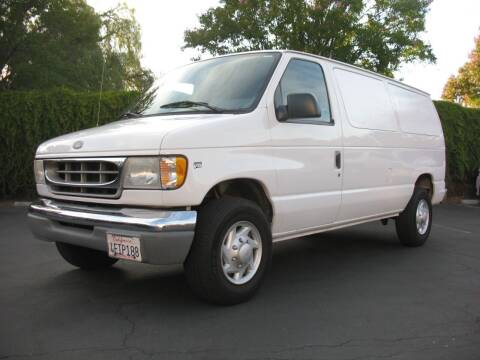 1999 Ford E-350 for sale at Mrs. B's Auto Wholesale / Cash For Cars in Livermore CA