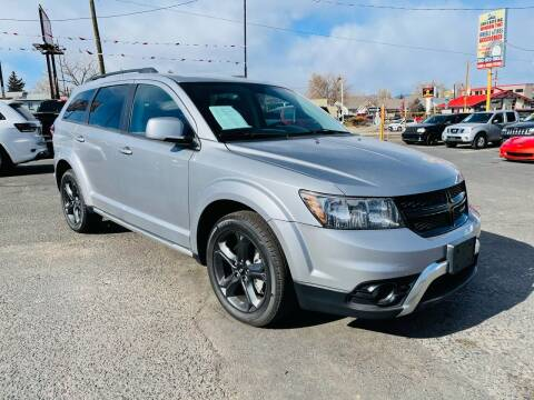 2018 Dodge Journey for sale at Lion's Auto INC in Denver CO