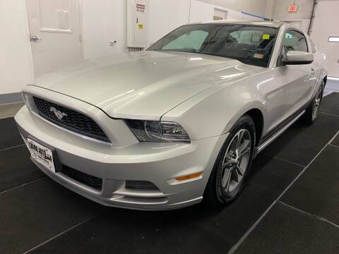 2014 Ford Mustang for sale at TOWNE AUTO BROKERS in Virginia Beach VA