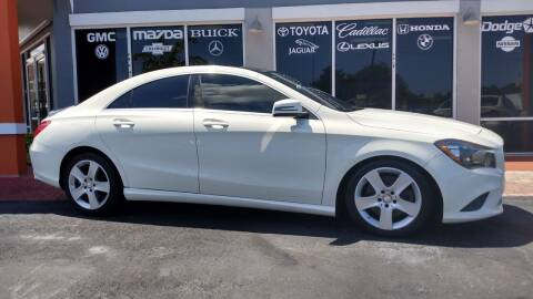 2016 Mercedes-Benz CLA for sale at Car Depot in Miramar FL
