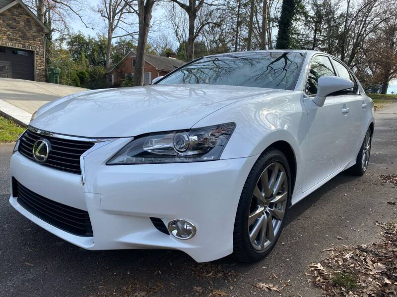 2014 Lexus GS 350 for sale at Viewmont Auto Sales in Hickory NC