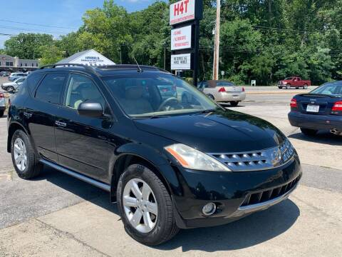 2006 Nissan Murano for sale at H4T Auto in Toledo OH