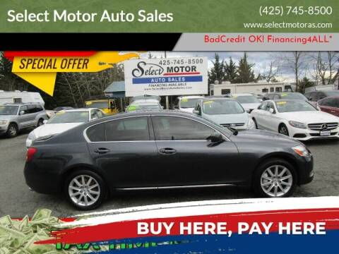 2009 Lexus GS 350 for sale at Select Motor Auto Sales in Lynnwood WA