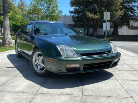 1999 Honda Prelude for sale at Top Motors in San Jose CA