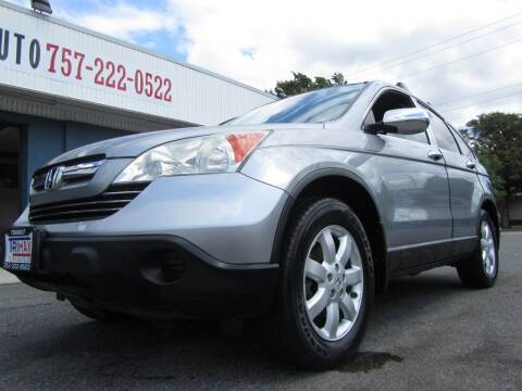 2008 Honda CR-V for sale at Trimax Auto Group in Norfolk VA
