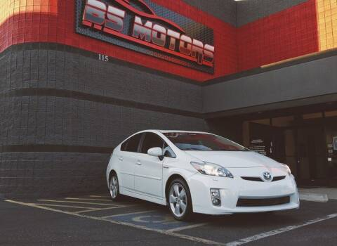 2011 Toyota Prius for sale at B5 Motors in Gilbert AZ