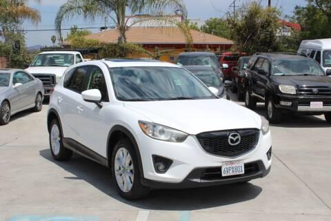 2013 Mazda CX-5 for sale at Car 1234 inc in El Cajon CA