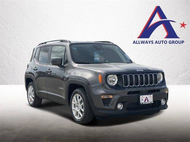 2020 Jeep Renegade for sale at ATASCOSA CHRYSLER DODGE JEEP RAM in Pleasanton TX