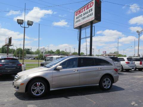 2007 Mercedes-Benz R-Class for sale at United Auto Sales in Oklahoma City OK