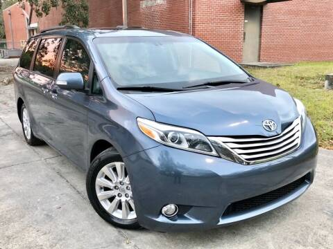 2015 Toyota Sienna for sale at Unique Motors of Tampa in Tampa FL